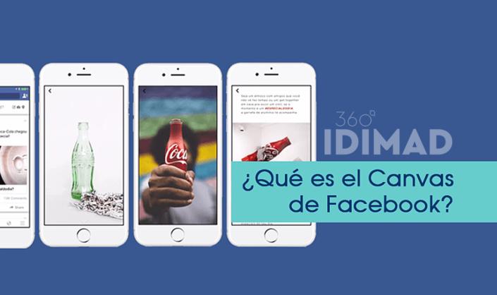 Idimad 360 Agencia de Marketing Digital y Tecnología en Salamanca facebook Canvas