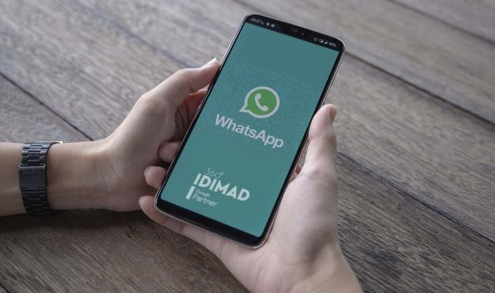 Idimad 360 - Agencia de marketing y tecnología en Salamanca Whatsapp