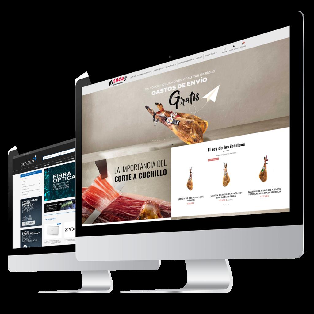 Idimad 360 Agencia de Marketing Digital y Tecnología Tiendas Online Ecommerce en Wordpress y Prestashop