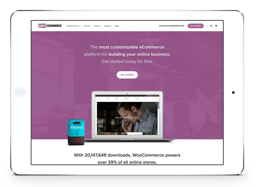 Idimad 360 Agencia de Marketing Digital y Tecnologia en Salamanca Woocommerce Tienda online con Wordpress