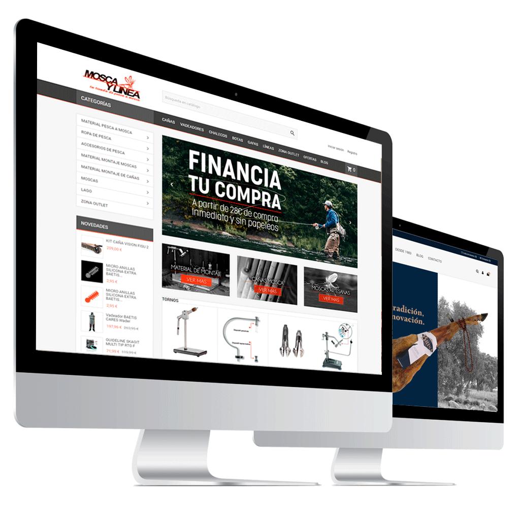Idimad 360 - Agencia de Marketing y Tecnologia - Tiendas Online Ecommerce en Wordpress y Prestashop