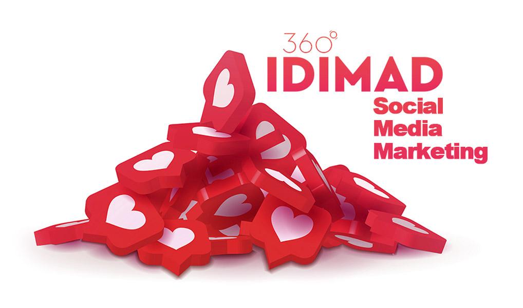Idimad 360 - Agencia de Marketing y Tecnología Social Media Marketing
