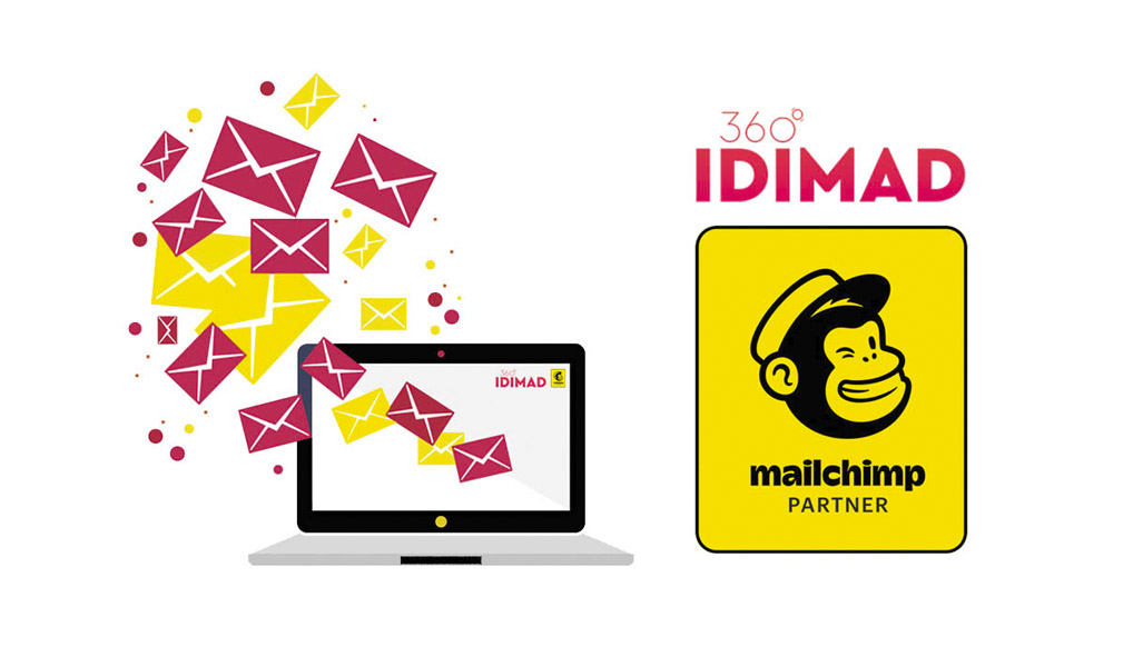 Idimad 360 - Agencia de Marketing y Tecnología en Salamanca Partner MailChimp
