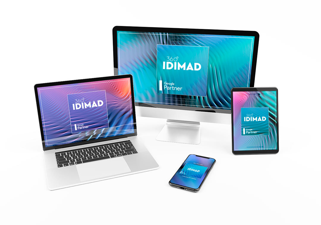 Idimad 360 Agencia de marketing y tecnología en Salamanca web progresivas