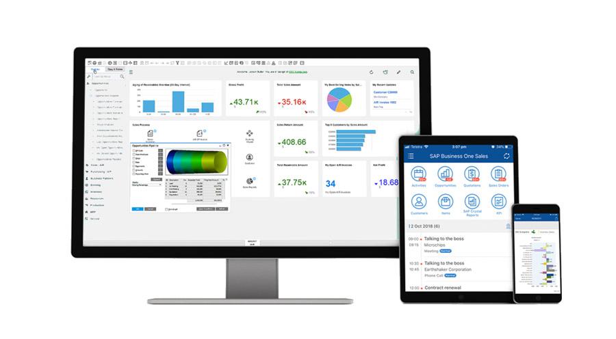 SAP BUSINESS ONE Idimad 360 Agencia de Marketing y Tecnologia en Salamanca desarrollo y programacion a medida